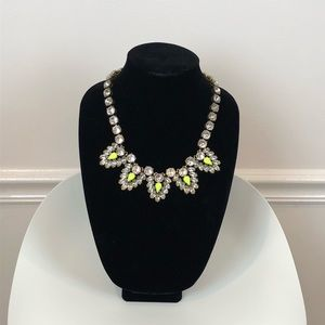 J.Crew stunning statement necklace